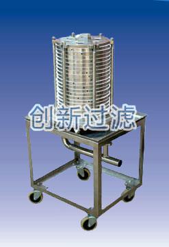 大容量活性碳过滤器(脱碳)